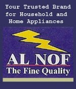 Al Nof Household Appliances Trading LLC for quality goods and competitive prices