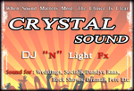 When the Sound Matters Most, the Choice is Clear, CRYSTAL SOUND, Kemmannu and in Dubai.