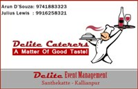 Delite Caterers and Event Management
