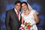 Congratulations and Best Wishes to Hazlet and Anitha