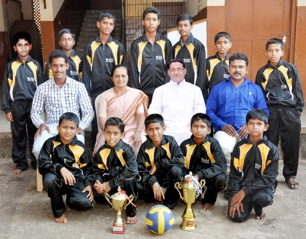 Congratulations To Mount Rosary Primary Boys Volleyball Team