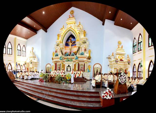 Thank you for your support and best wishes during  Mount Rosary Church Inauguration to www.kemmannu.com