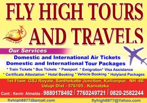 Fly High Tours and Travels