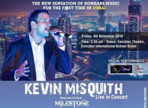 Kevin Misquith Live in Concert