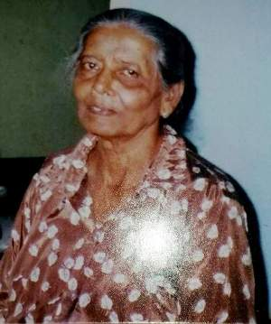 <font color=red><center>Obituary:<P> </font color=red></center>Miss Matilda D'souza (90) Thonse ward, Kallianpur<P> <Center>[Comments]</P> </Center>