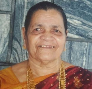 <font color=red><center>Obituary:<P> </font color=red></center> Lucy D'Souza (83), Kolalgiri, mother of Naveen D'Souza, Kallianpur