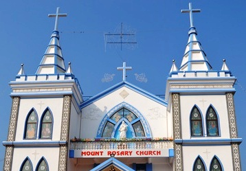 Mount Rosary Church Annoucement for the week