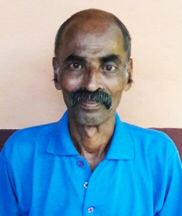 Obituary: George Dias age 55, Naimpally Kakkunje.
