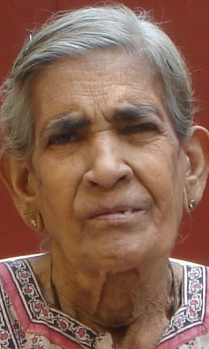 Obituary : Cecilia Mathias (89), Milagres, Kallianpur