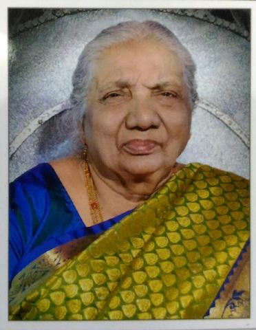 Obituary: Mrs. Sophia DSouza, Mount Rosary, Kallianpur.