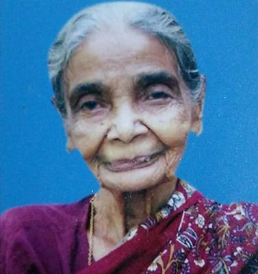 <font color=red><center>Obituary:<P> </font color=red></center> Celine Rodrigues (92) of Vellankani Ward, Kemmannu Church.<P> <Center>[Comments]</P> </Center>