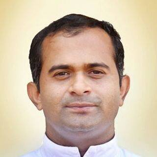 Happy Birthday dear Rev Fr. Lancy Fernandes, SJ.