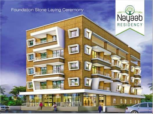 Foundation Stone Laying Ceremony of Nayaab Residency by B. M. Zaffer & fly, Dubai, UAE.
