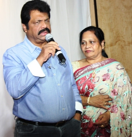 40th Wedding Anniversary Wishes to Dr. Frank and Mrs. Alice Fernandes