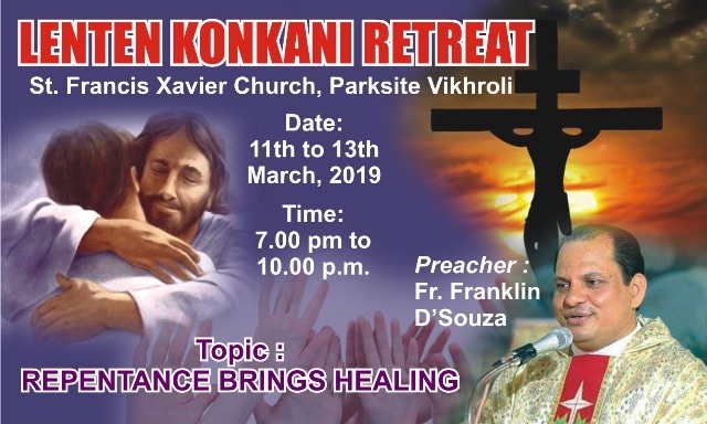 Konkani Retreat.