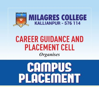 Campus Selection at Milagres College, Kallianpur