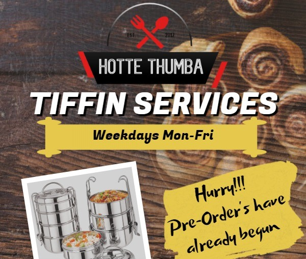 Hotte Thumba Tiffin Services at  Kallianpura, Santhekatte and Kemmannu.