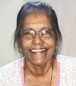 Obituary:  Mrs. Juliana Mary D'souza ( Thejju Bai), Mount Rosary, Kallianpur