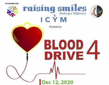 Blood Donation Camp in Kemman on December 12