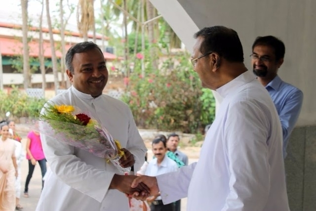 New Campus Director of Milagres Institutions welcomed.