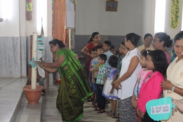 Sunday Catechism Classes inaugurated at Milagres Cathedral, Kallianpur