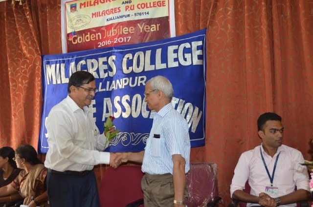 Science Association at Milagres College, Kallianpur inaugurated