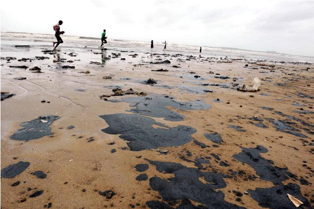 oil spills in mumbai The bombay natural history society (bnhs) in a project funded by the moef  carried out a study on the impact of oil spills on mangroves off mumbai and  raigad.