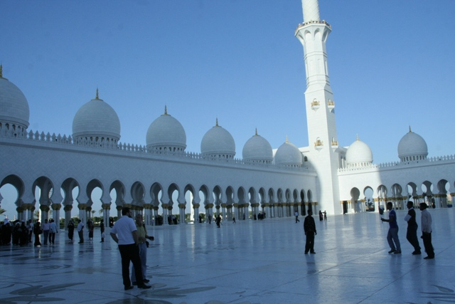 Kemmannu Com Travel Sheikh Zayed Grand Mosque Abu Dhabi Uae