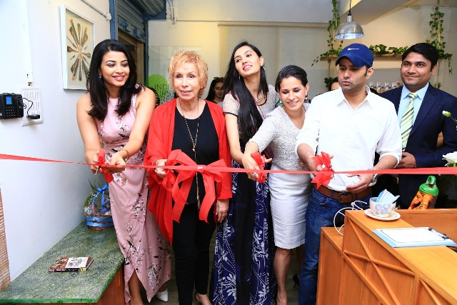 Aroma Magic launches 1st Green Salon in Bangalore