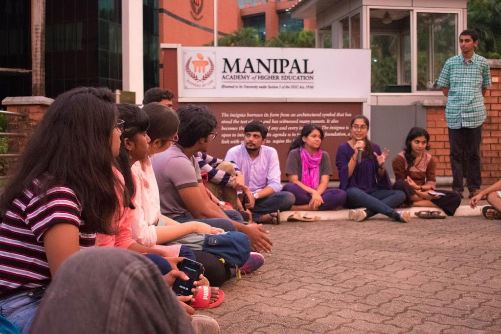 Climate Conversation: Manipal Students Vow to Live in Harmony with Nature