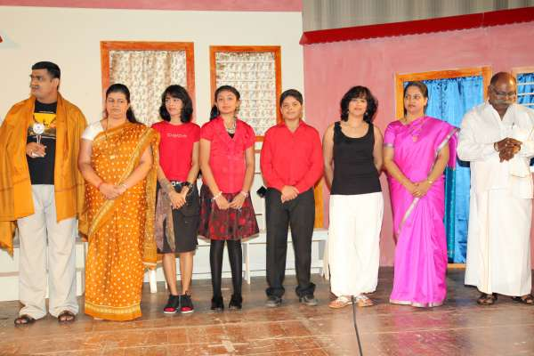 Doha:'Sangon Mugdana' Konkani Play Gives makes its mark in Qatar
