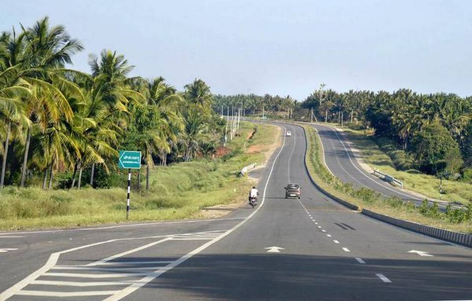 It'll be a smooth ride on a 4-lane road between Nelamangala and Mangaluru