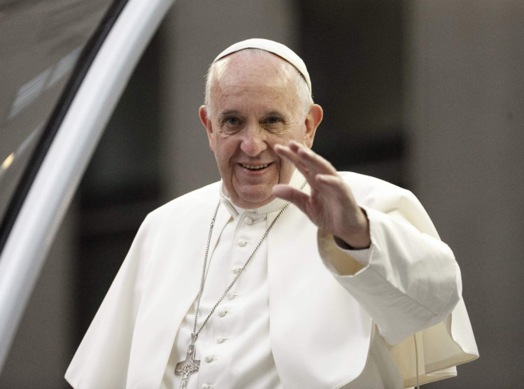 Registration details for Papal Mass tickets out