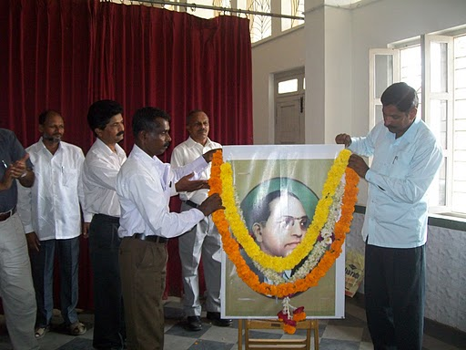 Dr. B. R. Ambedkar's Birth Anniversery celebrated at Don Bosco Hall, Udupi