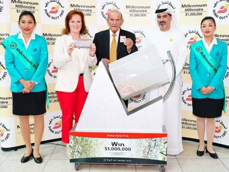 Expat bags $1 million after 30 years in Dubai