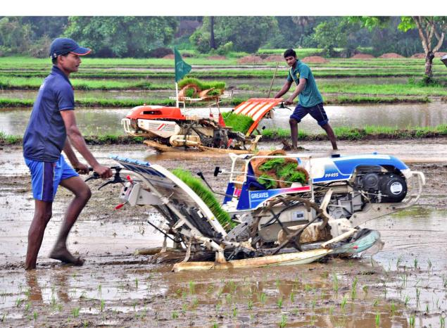 Udupi: 'Mechanisation will boost paddy cultivation'