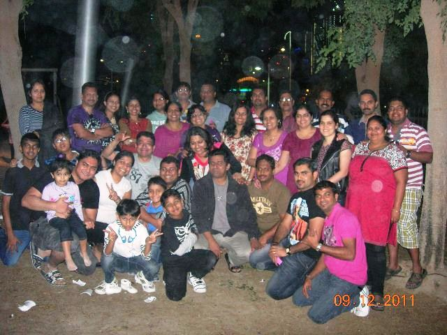 Photo Album: Kemmannu Flowers committee Picnic on 9 Dec 2011 at Zabeel Park, Dubai