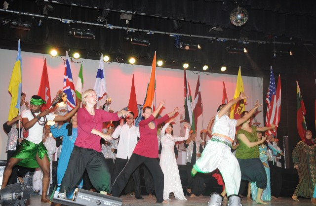 International Children's Festival of Performing Arts hosted by Ryan International school Group