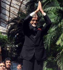 Mumbai news in Picturs 11-10-2012 Amitabh Bachchan celebrated 70th birthday in Mumbai