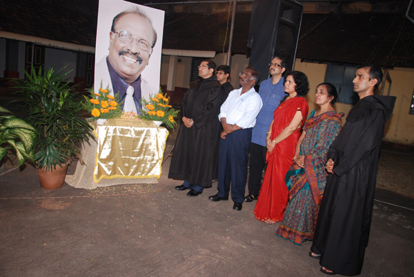 Symposium was organized on the songs and literature of Konkan Kogul, Late Mr.Wilfy Rebimbus