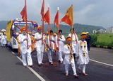 "Mumbai: Sikh devotees from all over the world celebrated​""First Prakash Purab"""
