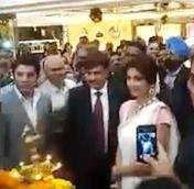 Shilpa Shetty inaugurates Delhi-based jeweller's showroom in Mangalore