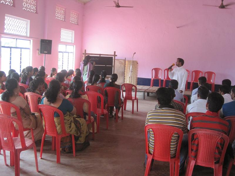 The Youth Commission of the Diocese of Udupi initiated Youth Awareness Programme