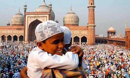 India Celebrations And Festivals Celebrate Eid in India