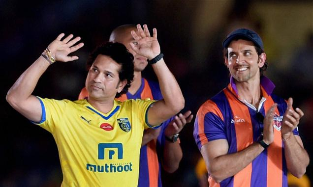 ISL will change the face of Indian football: Tendulkar