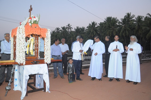 Photo Album:St. Theresa Church Kemmannu-Vespers Celebrations