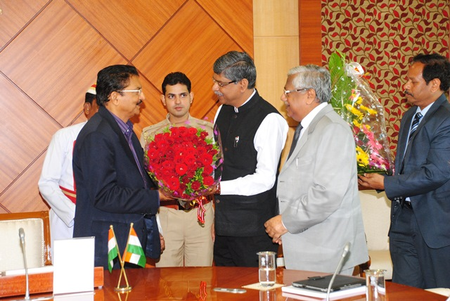Maha Governor holds first meeting with Vice Chancellor​s of all State universiti​es