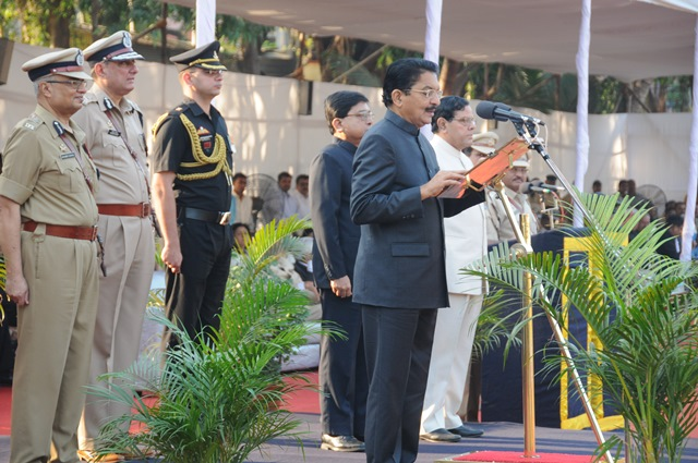 Maharashtra Governor pays tribute to police martyrs on Police Commemoration Day
