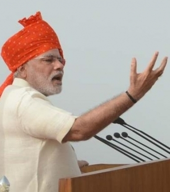 Question your sons to curb rape, says Modi