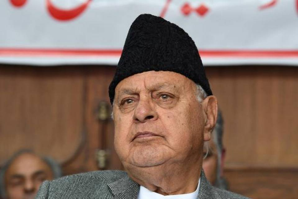 Farooq Abdullah's plea to offer Id-ul-Azha prayers in mosque 'turned down'